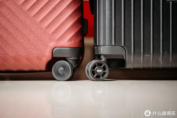 有颜有内在的旅行贴心伴侣:舒提啦抗摔旗舰款-川行 20寸旅行箱评测报告