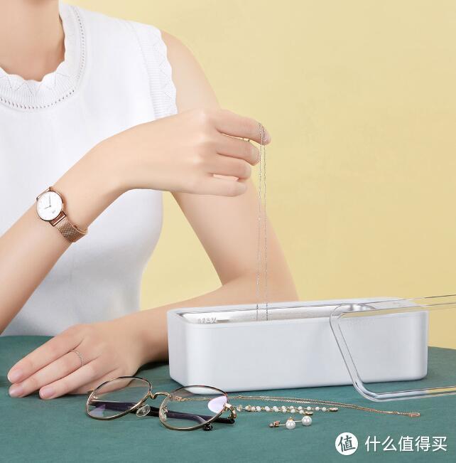 小米有品推出超声波清洗机,眼镜、首饰、金属等都能搞定