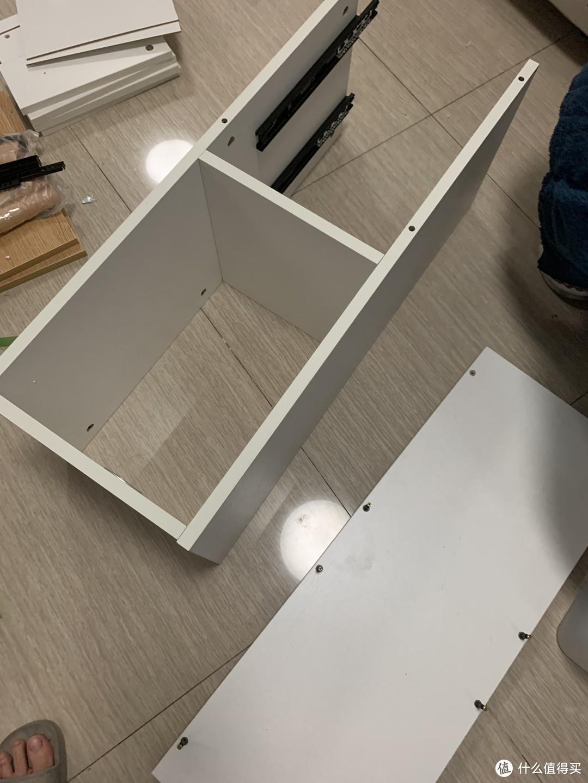 蜗居小家具 - 客厅沙发边柜