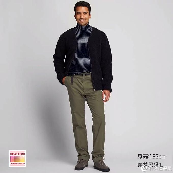 优衣库 篇2 优家男士保暖裤的什么值得买