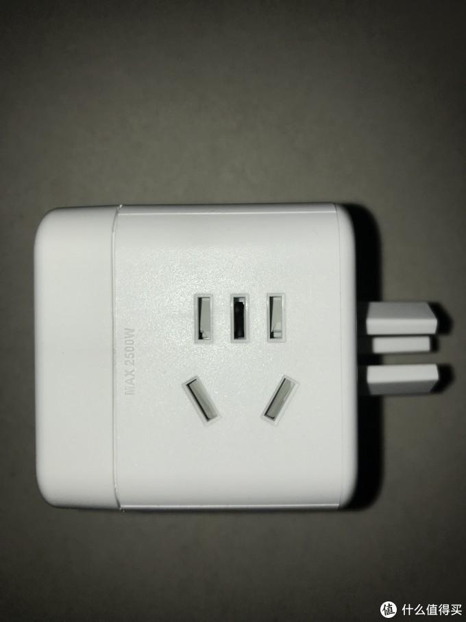 穷人穷折腾之电源转换插座篇