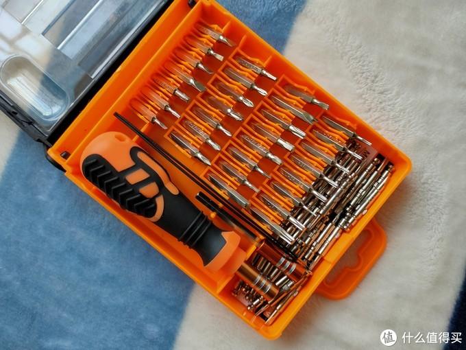 我的螺丝刀:京造手动螺丝刀套装及其它