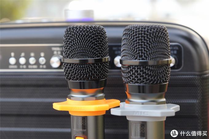 能K歌能广场舞能主持的神器:Vimu维妙K9蓝牙音箱开箱