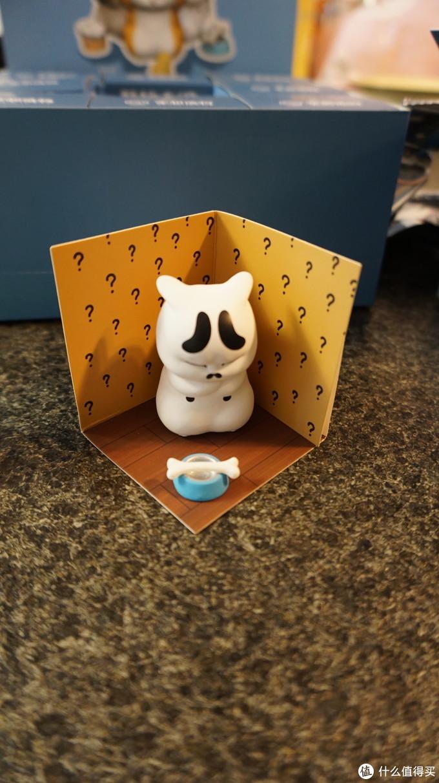 来自于老婆的圣诞礼物!空想造物 苦恼小猫开箱