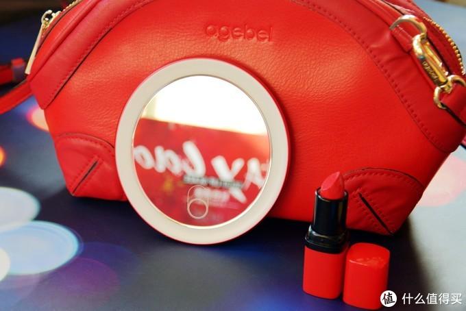 每个女生都必不可少的贴心小物件,DEXIM led智能化妆镜