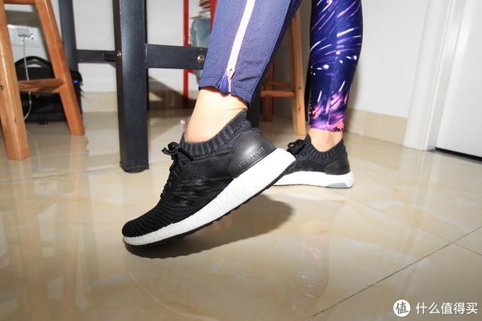 """""""踩屎""""的感觉还不错-第一双adidas的ultra boost x"""