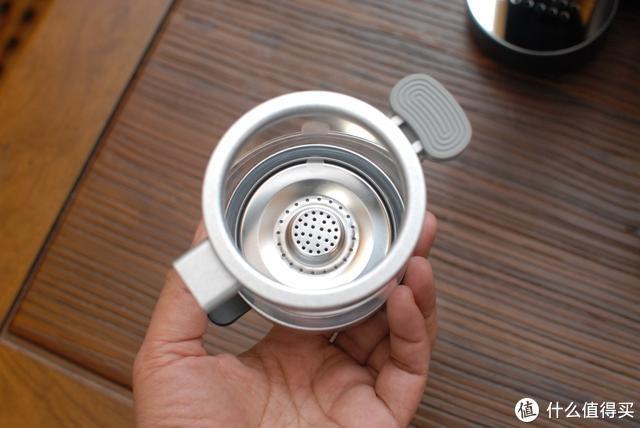 科技改变茶饮习惯,让一杯好茶无需等待:LAICA净水泡茶一体机