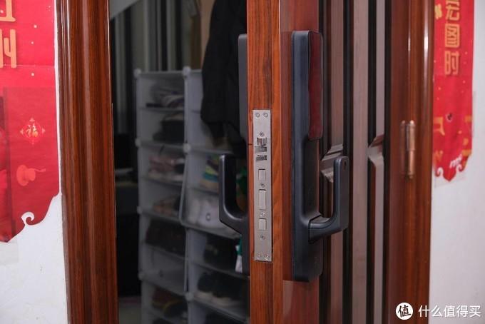 智能门锁初体验:小米 米家推拉式智能门锁