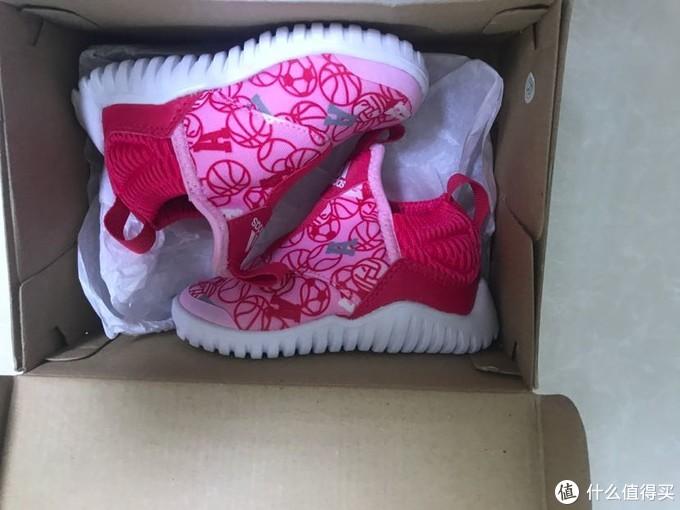 宝宝鞋子之adidas小海马童鞋(七)