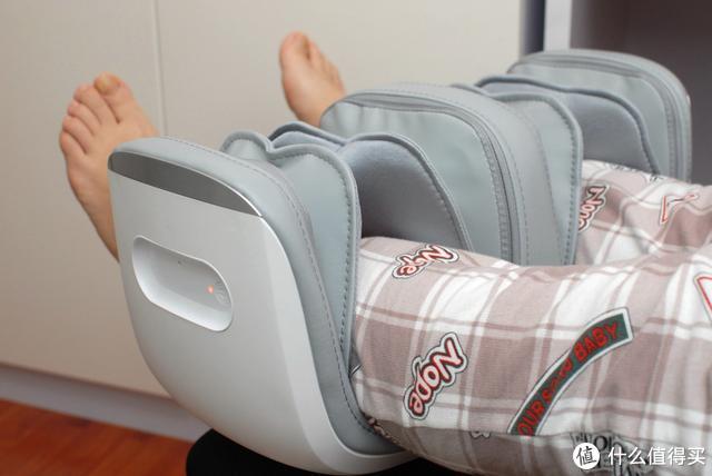 """给你""""足""""够舒服整个冬天的神器:摩摩哒腿膝足按摩器"""