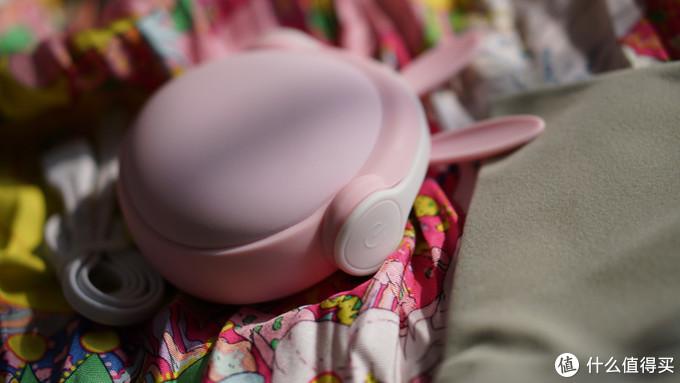 奥睿科乐宠暖手宝,让可爱卡通小粉兔做你的专属小太阳