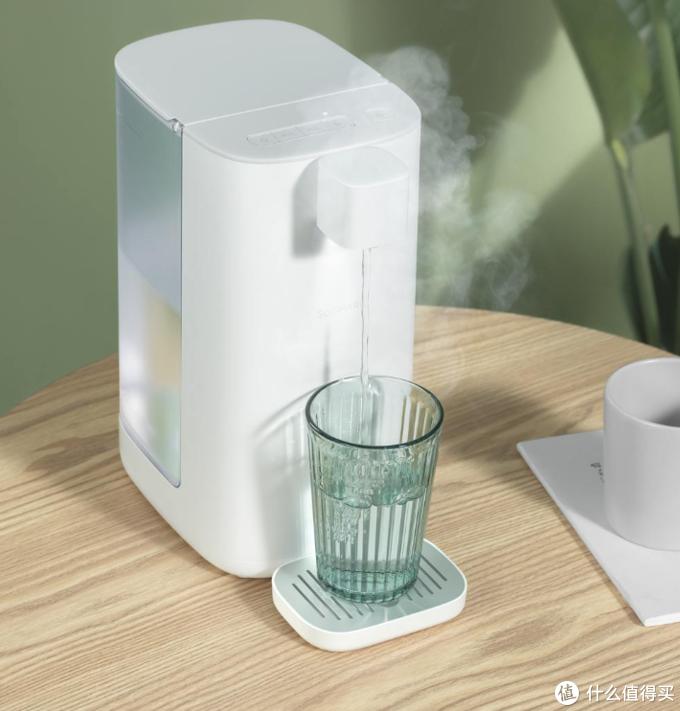 即热即饮,3秒出热水!小米有品上架心想即热饮水机,让喝热水变得更简单