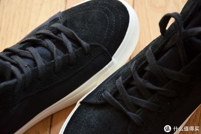 我选择过了双十一再入手----J.ZAO休闲高帮板鞋