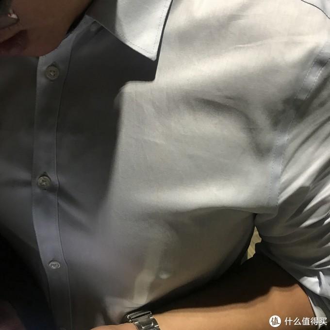 神价格晒单:60元软妹币入手100%埃及棉Selected衬衫