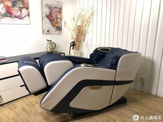 送父母的最佳礼物——能做全身SPA的高颜值按摩椅