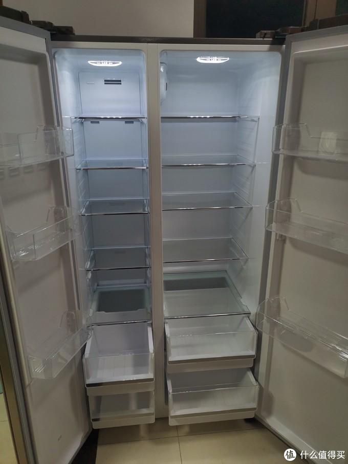 董小姐的对开门冰箱-真香