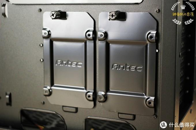 男人的浪漫,机箱升级光污染--玻璃侧透安钛克冰钻P120上手体验