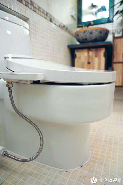海尔卫玺V3-300智能马桶盖,让全家都喜欢了用马桶