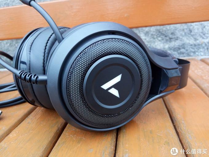 虚拟7.1性价比真良心,雷柏VH520游戏耳机体验