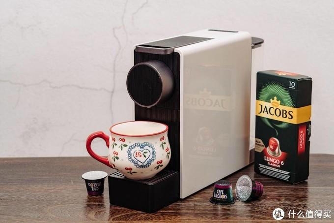 喝一杯咖啡,感受时光荏苒,心想胶囊咖啡机mini体验