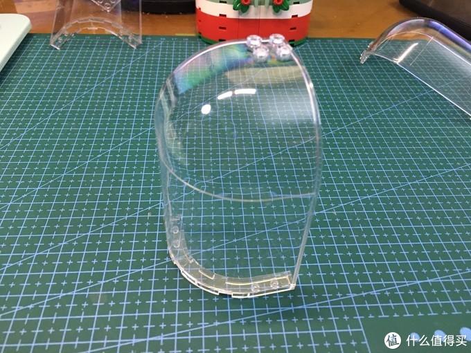 """透明件""""玻璃罩""""有待提高工艺"""