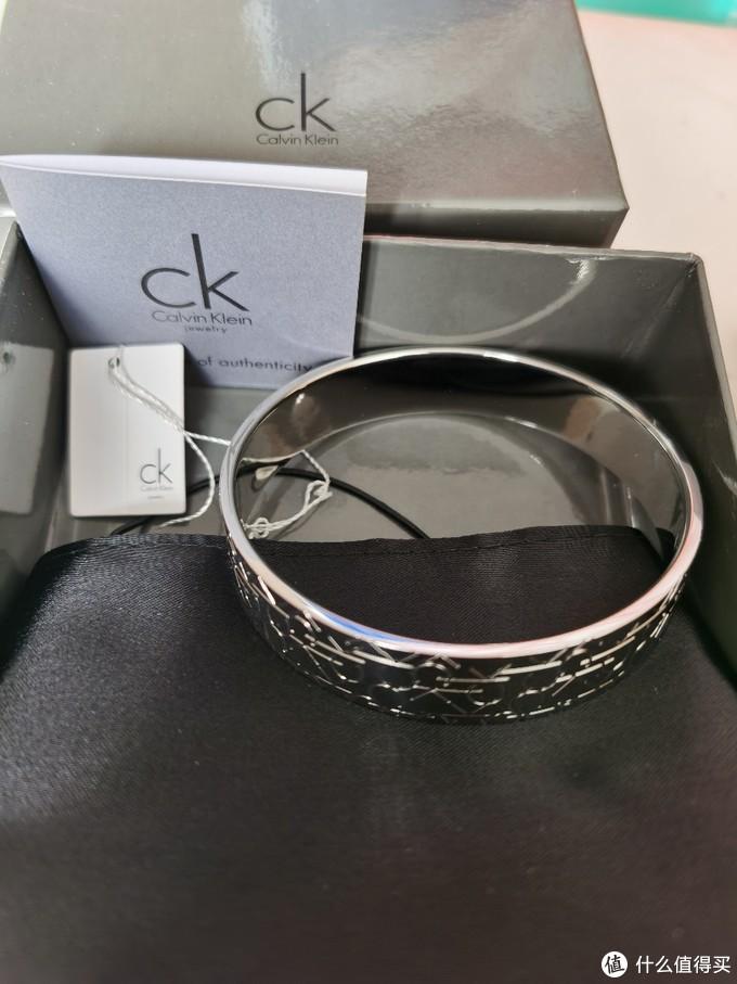 Ck Jewelry silver手镯