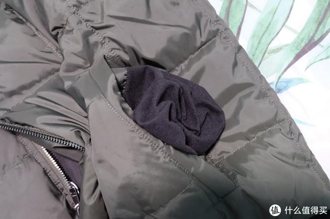 K-boxing劲霸 韩版棒球领保暖夹克 晒单
