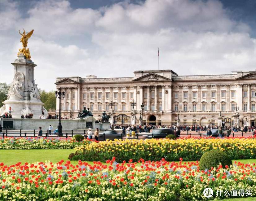 英国王室的象征 21029 白金汉宫