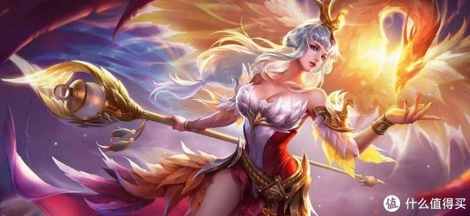 重返游戏:《王者荣耀》入梦系列第二弹,凤凰于飞王昭君手办开订