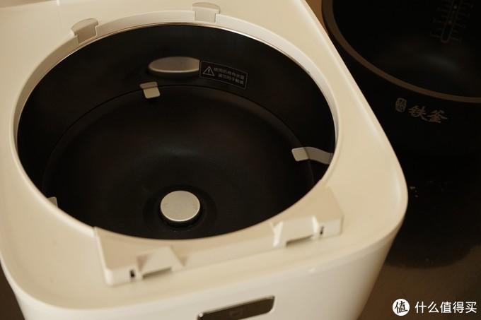 煮饭更方便 米饭更好吃----米家压力IH电饭煲1S