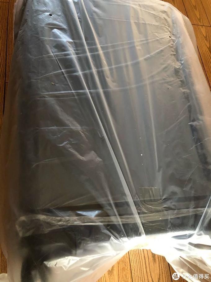 里面塑料保护袋