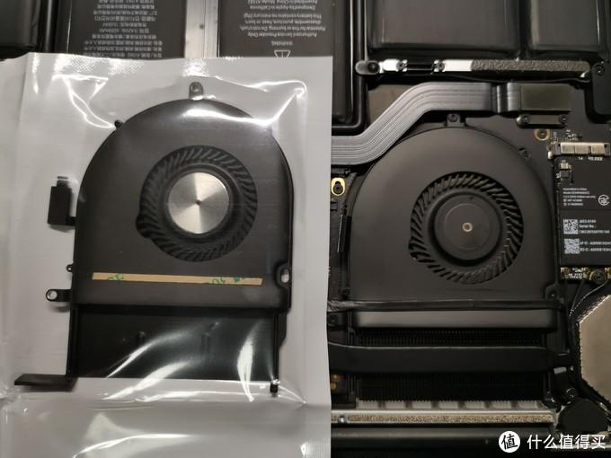 Macbook Pro 2015 风扇故障维修