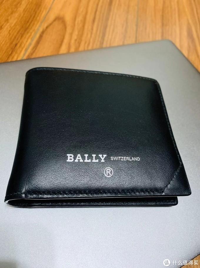 BALLY不知道什么款钱包
