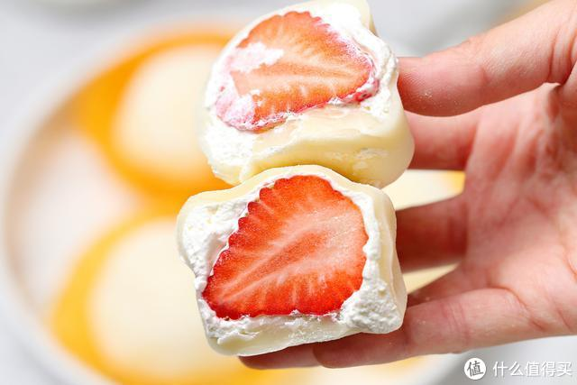 草莓季不能错过的一款甜品,无需烤箱做法简单,香甜Q弹唇齿留香