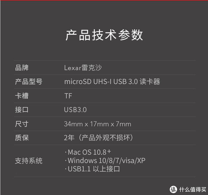 情怀税 or 神价格?29元雷克沙USB3.0 TF读卡器深度探秘