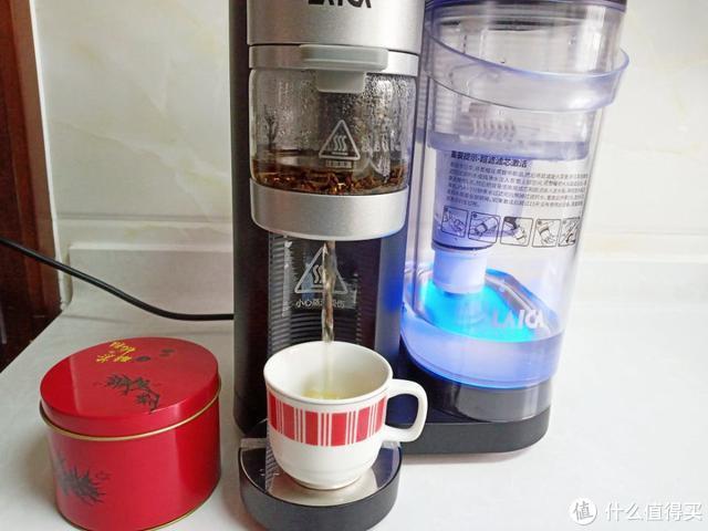喝茶也可以玩智能?LAICA莱卡净水泡茶一体机诠释了科技之美
