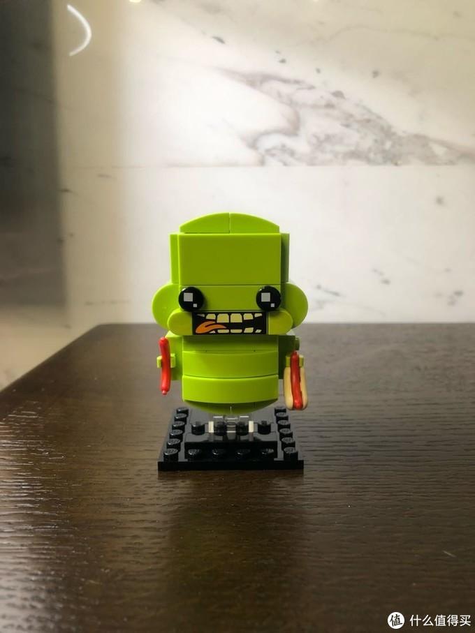 LEGO BRICKHEADZ乐高方头仔41622超能敢死队经典套装