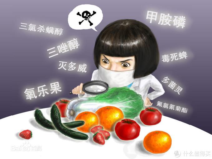 只为更安全的饮食,法格果蔬清洗机体验评测