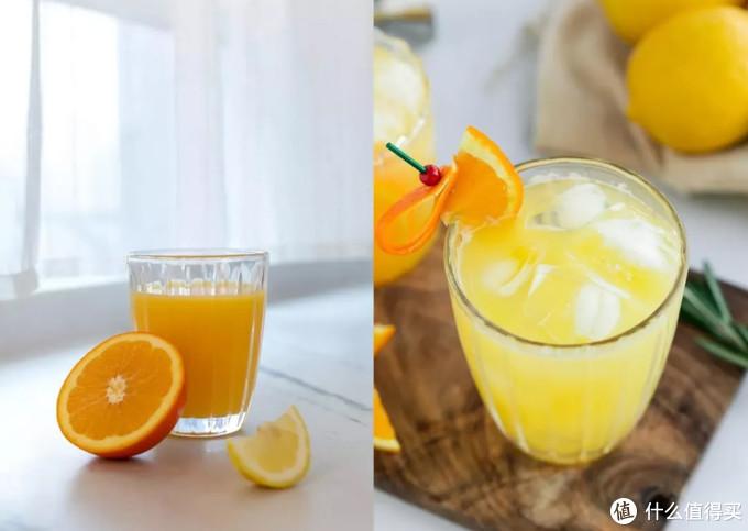 20ml伏特加+60ml橙汁+10ml柠檬汁+冰块