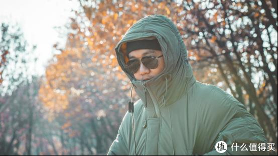 可抗零下25°,穿在身上的棉被。