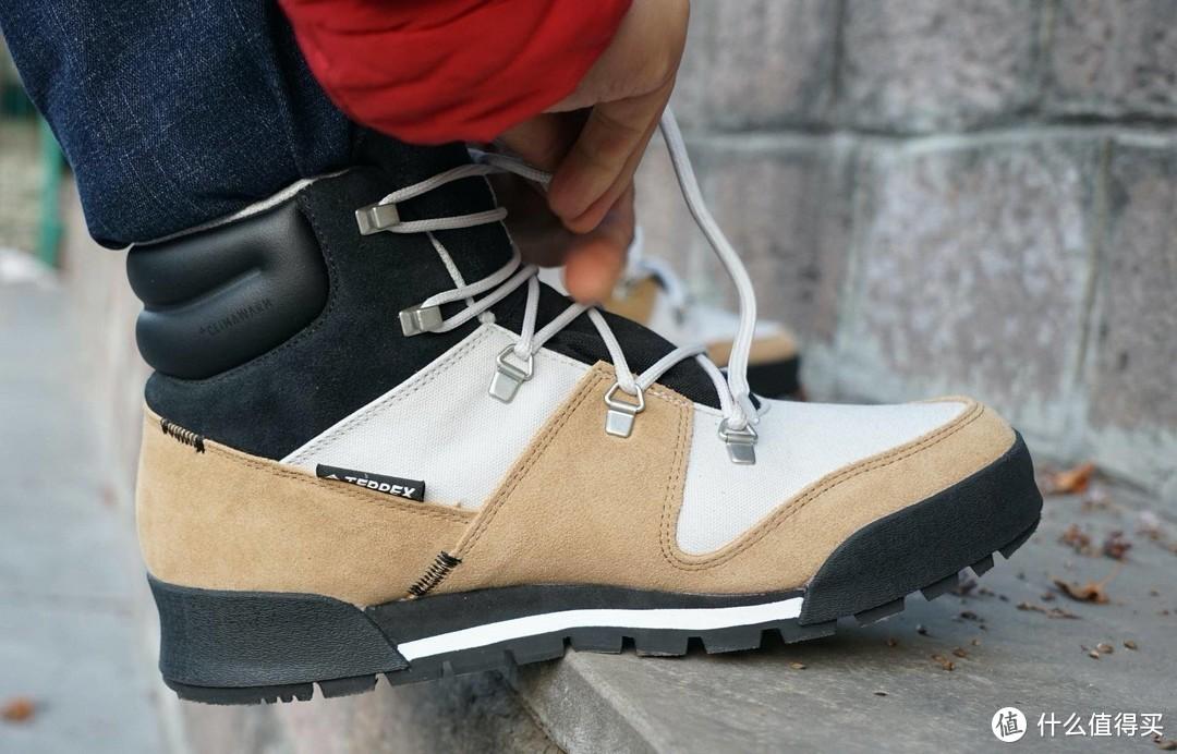 保暖透气防滑:adidas TERREX户外运动鞋评测