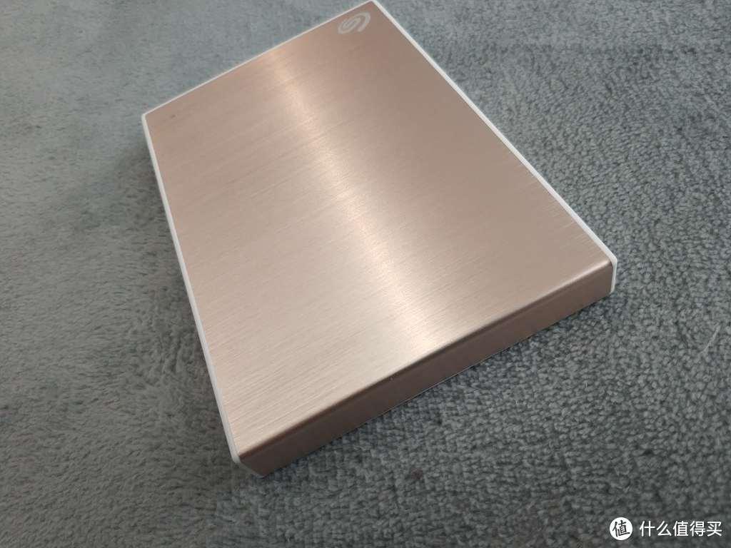 体积小传输快的希捷(Seagate)新睿品1TB USB3.0移动硬盘体验