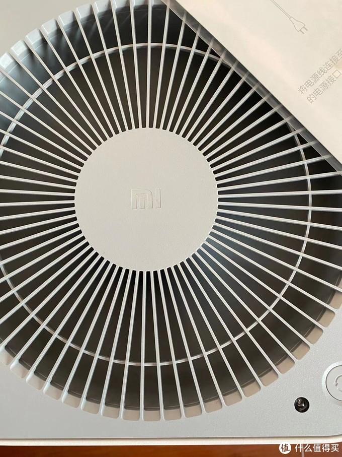 东北室内雾霾净化小助手——小米空气净化器2S