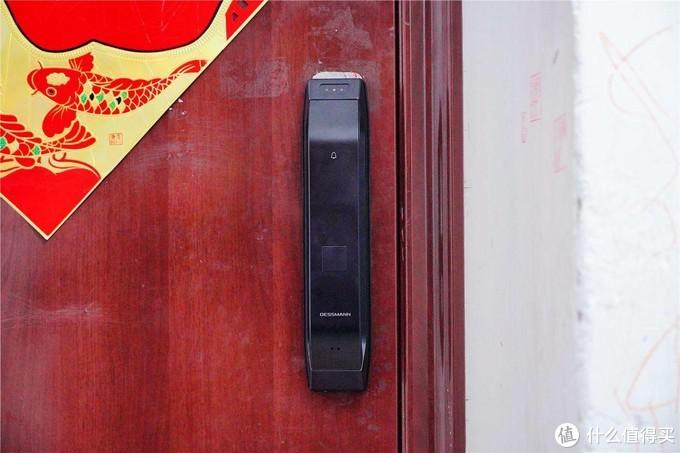 智能门锁开启刷脸时代,让开门更有仪式感--德施曼R7智能锁分享