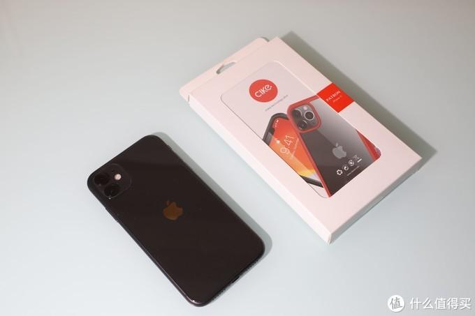 怕摔舍不得买AppleCare+怎么办?推荐你一个防摔的CIKE小红壳
