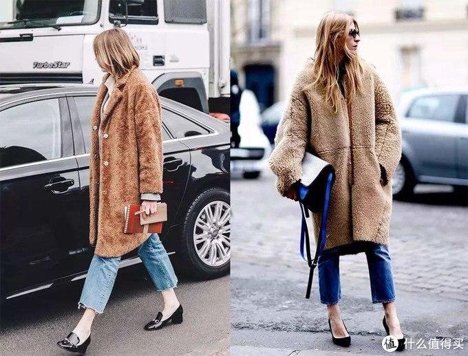 """金泫雅,戚薇纷纷抢着穿的""""泰迪熊""""外套,怎么搭配最时髦?"""