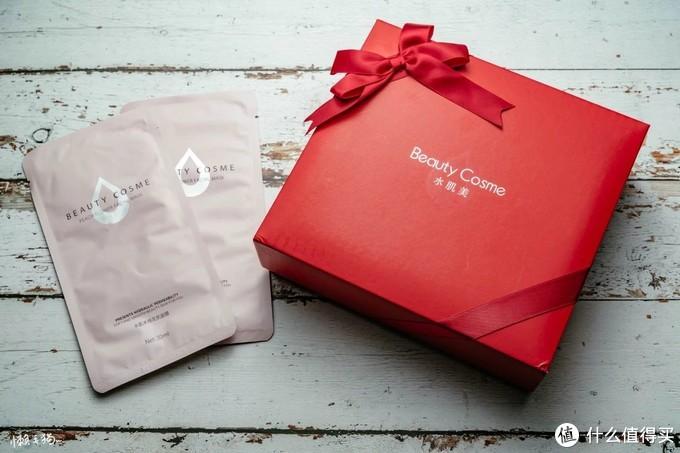 过年礼物咋选?水肌美挚爱一生护肤礼盒可以考虑一下