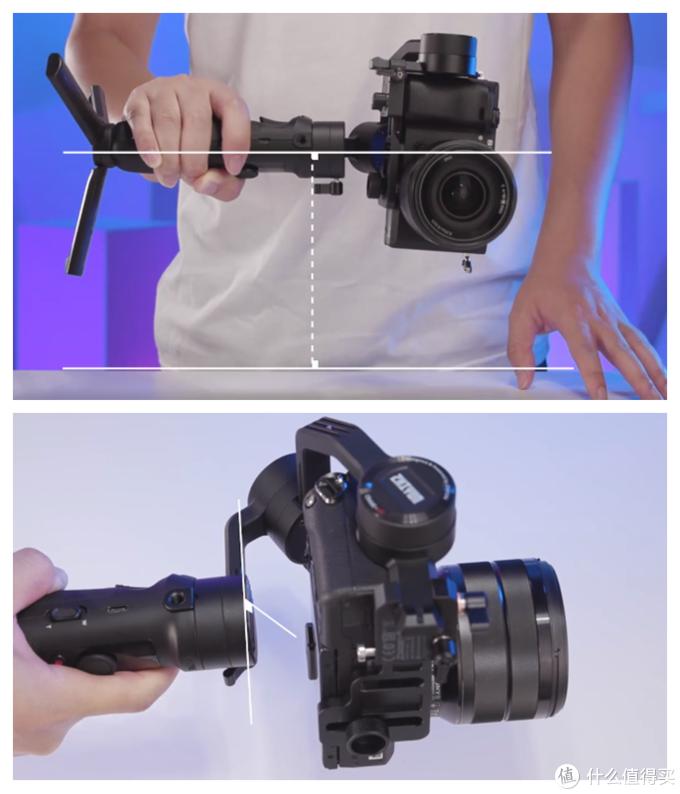 Vlog神器、家庭录像好帮手!ZHIYUN云鹤 CRANE-M2众测报告
