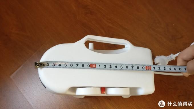 正立式产品长度大约21厘米