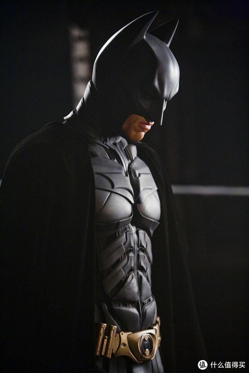 目前评分最高的蝙蝠侠电影剧照,由克里斯蒂安·贝尔扮演